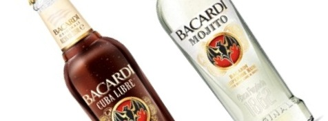 Bacardi Originals