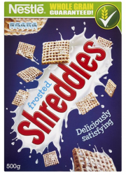 Shreddies make a splash with this new design