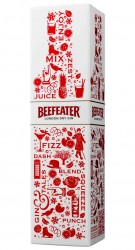 Beefeater get into the seasonal spirit