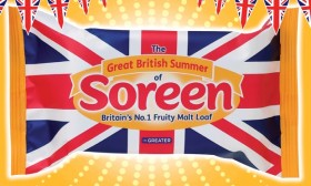 A scorching summery look from Soreen