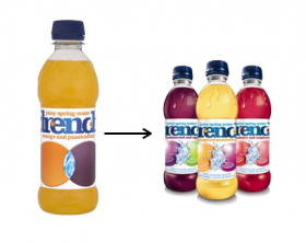Drench rehydrates its Juicy pack