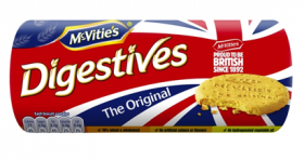 Digestives fit for a Queen