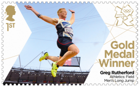 Greg Rutherford goes for Gold
