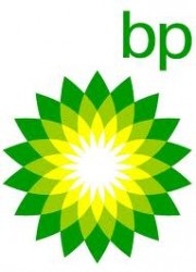 The BP logo brought in a hefty bill
