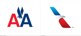 American Airlines: before and after