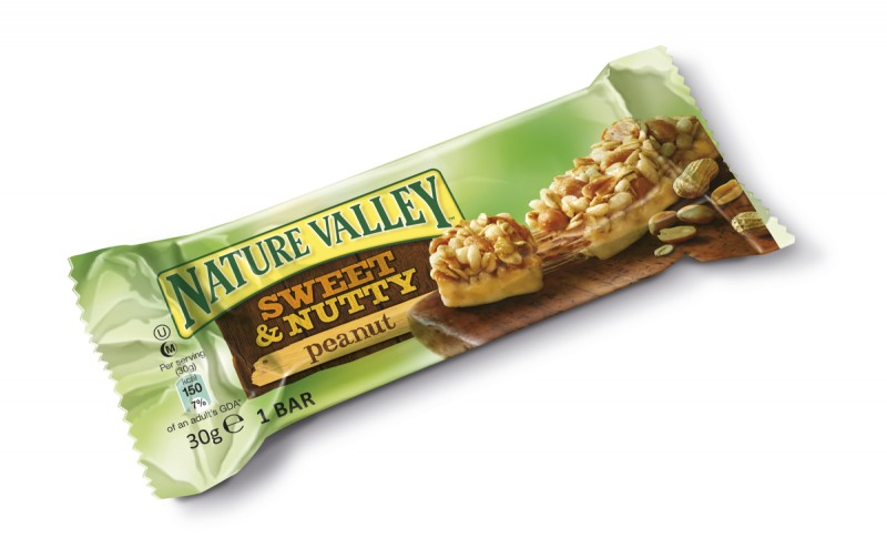 Nature Valley Sweet & Nutty