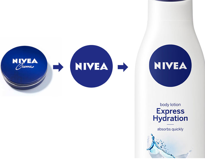 New look Nivea