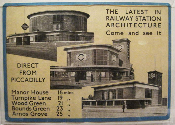 New look stations from the 1930s