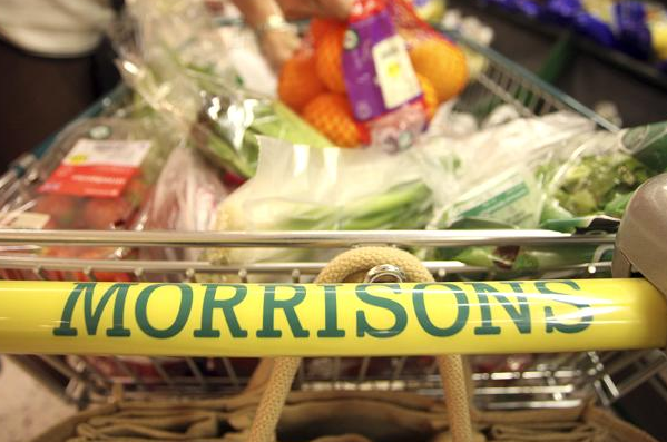 From in-store to online - Morrisons take the leap