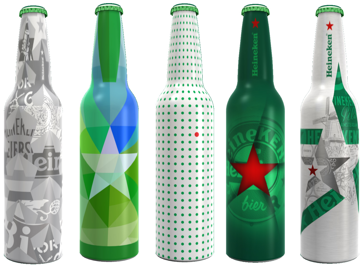 Which would you chose as Your Future Bottle?