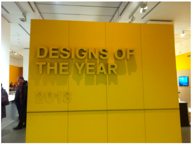 Designs of the Year 2013 Exhibition
