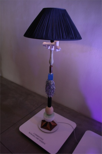 Kebab Lamp by Committee