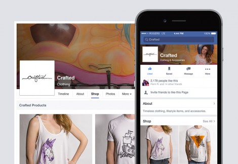 Shopify-Shop-on-Facebook-Pages
