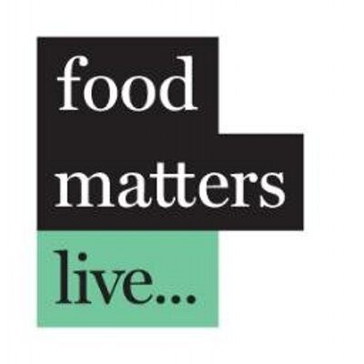 Join us at Food Matters Live