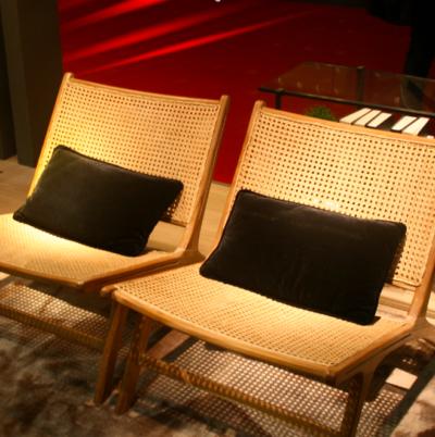 Design trends from Milan: Rattan