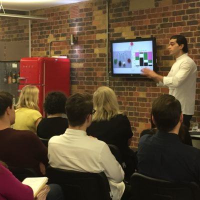 Multi-sensorial brand building: What we learnt at our recent Spark Session