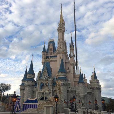 Finding the 'magic' of immersive design at Disney World