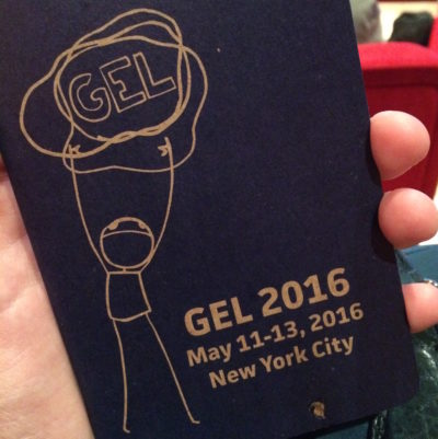 To journey is to explore: Dispatches from GEL 2016