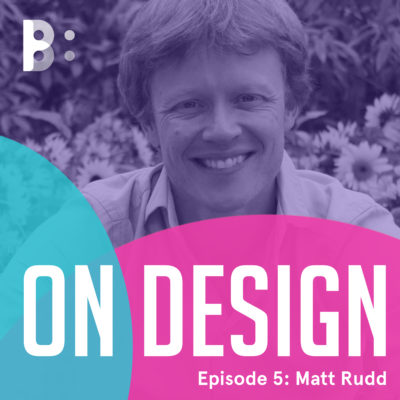 New episode of OnDesign