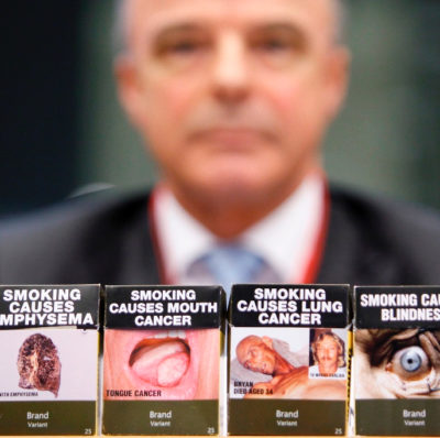Can packaging save lives?: Thoughts on plain cigarette packaging