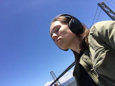 Headphones in, world off
