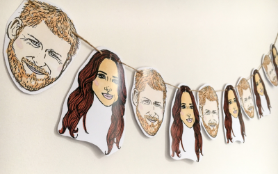 The Real Crown Jewels: Designing Harry and Meghan's best (and worst!) souvenirs