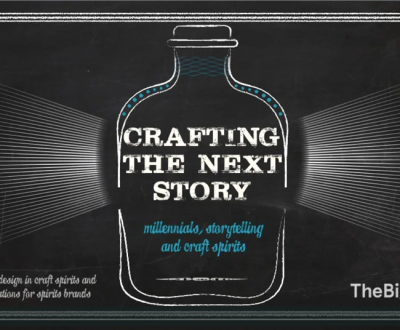 Webinar: Millennials, storytelling and craft spirits