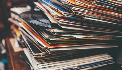 Album artwork – the renaissance of vinyl
