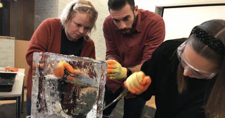 ice sulpture