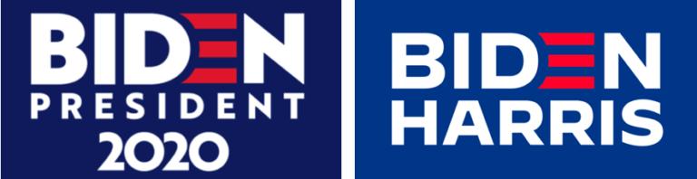 Biden Harris 2020 logo