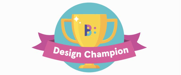 Design Champion